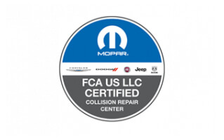 FCA US LLC CERTIFIED